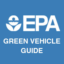 EPA Green Vehicles Icon.