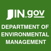 Indiana Department of Environmental Management Icon.