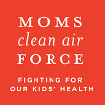 Moms Clean Air Force Icon.